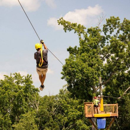 Kersey Valley Zip Line - Zipline & Aerial Adventure Parks - Face your fear and luxuriate in the experience that you will on each activity in Kersey Valley Zip Line