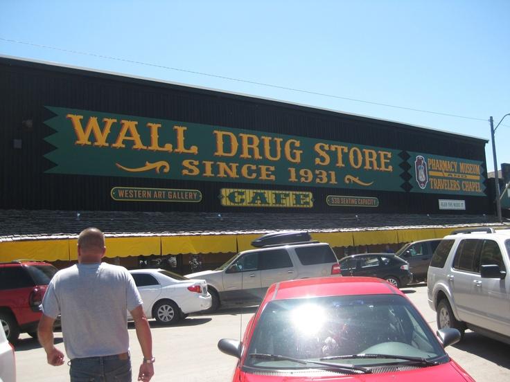 Wall Drug SD -- need I say more?