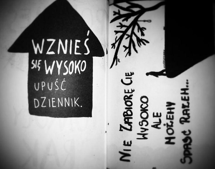 Podesłała Magda Hryniewiecka #zniszcztendziennikwszedzie #zniszcztendziennik #kerismith #wreckthisjournal #book #ksiazka #KreatywnaDestrukcja #DIY