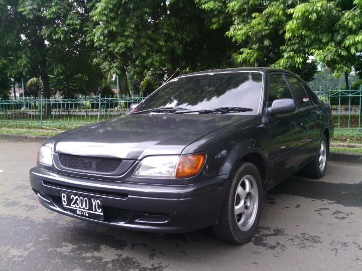 Toyota Soluna - Indonesia