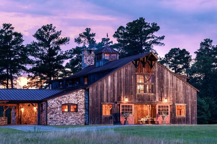 The Sandy Creek Barn at The RitzCarlton, Reynolds Plantation | The Celebration Society