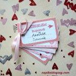 Szerelem kuponok (nem csak) Valentin-napra