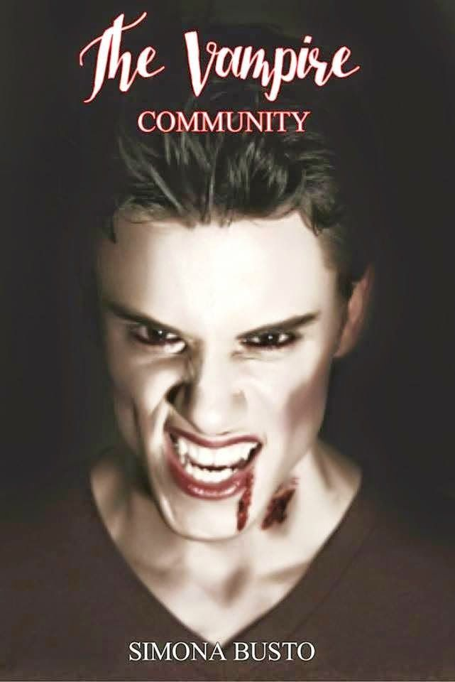 Romance and Fantasy for Cosmopolitan Girls: THE VAMPIRE COMMUNITY – SIMONA BUSTO