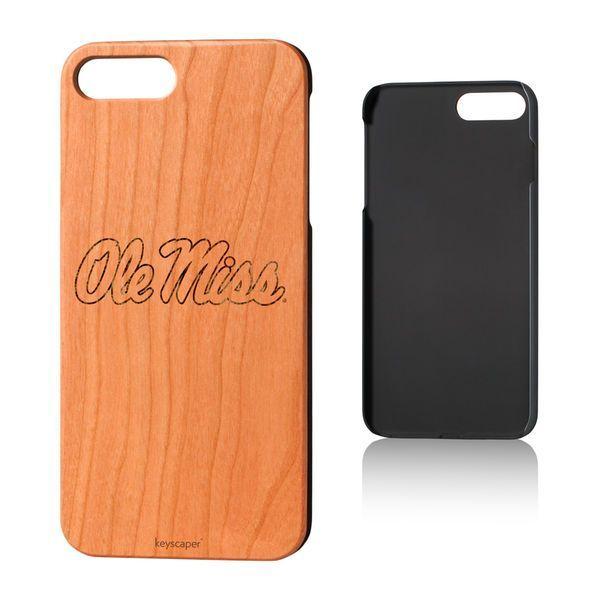 Ole Miss Rebels Cherry Wood iPhone 7 Plus Case - $29.99