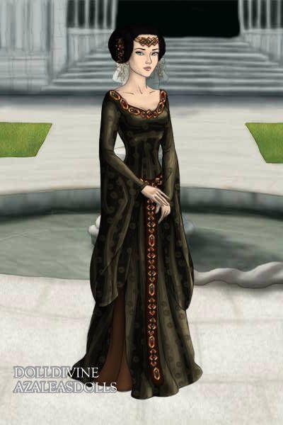 doll divine barock kleider outfit kleider