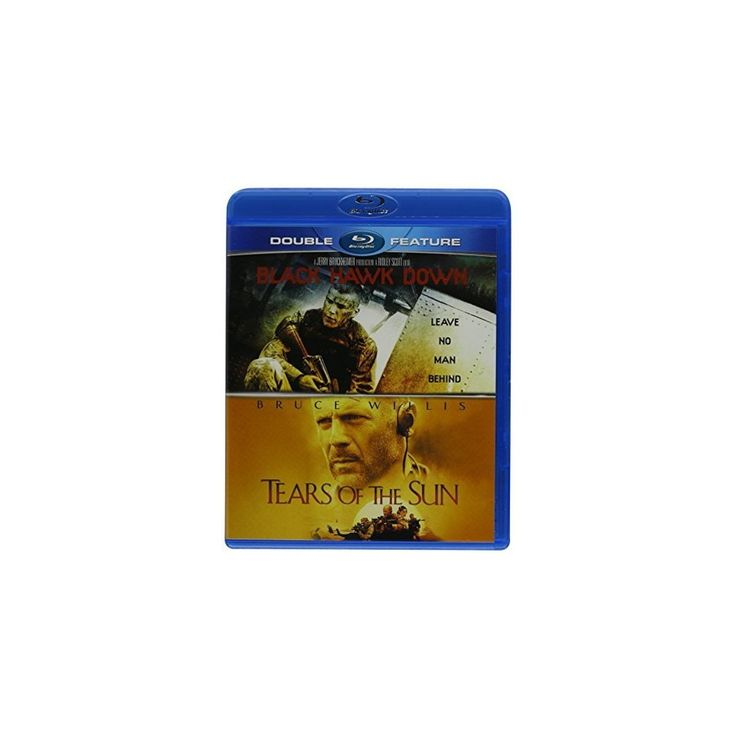 Black Hawk Down / Tears of the Sun (Blu-ray)