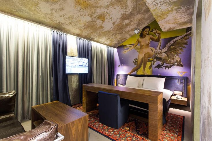 Architecture and Interior Design by Virginia Kavraki. Boutique Hotel Hemera, Montenegro