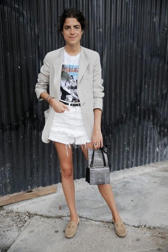 랭킹 1위에 빛나는 패션파워블로거 린드라메딘(Leandra Medine)