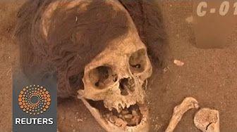 Chile seeks help to protect mummies