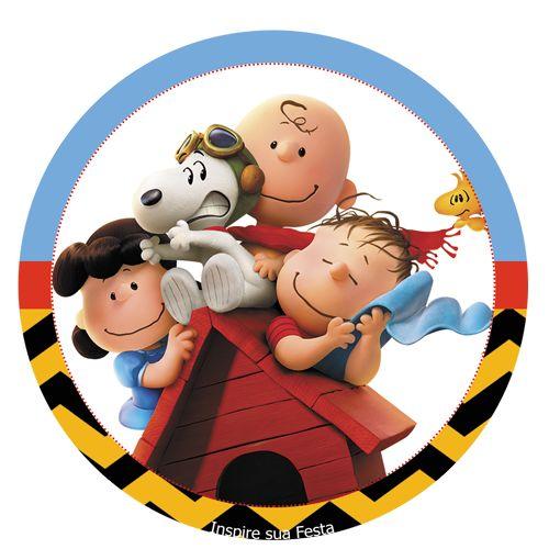 Snoopy – Kit Festa Grátis – Inspire sua Festa ®