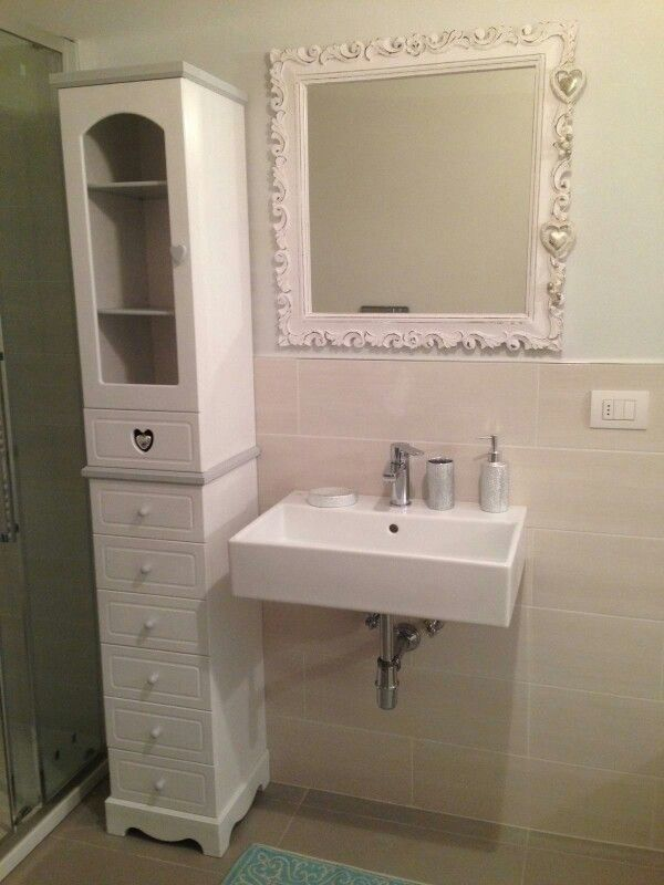 Bathroom Tolly luxe shabby