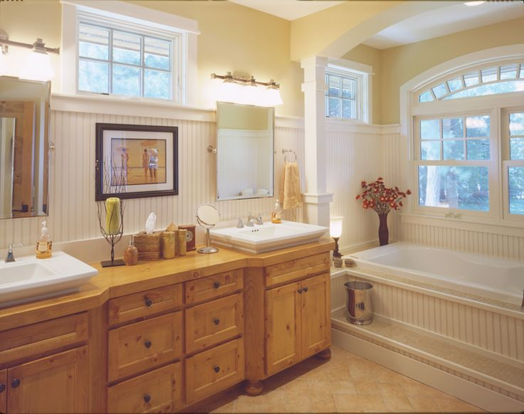 360 best homes with beautiful bathrooms images on for Amazing master bathrooms