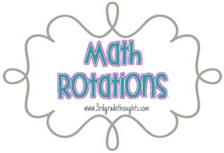 Getting It Started Saturday: Math Rotations {Part 1} Note to self: KEEP THIS FOR STARTING MATH ROTATIONS!