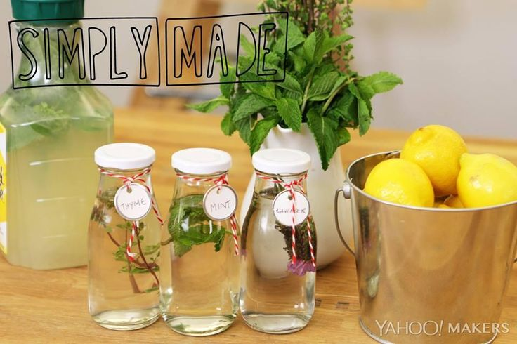 Though there's certainly nothing wrong with a classic, we think it's time to up your lemonade game just a little.  If you do, however, want to make it taste even better, you have a couple of simple options.