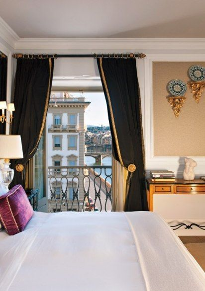"""From the Archives: 13 Gorgeous """"Room with a View"""" Photos : Condé Nast Traveler"""