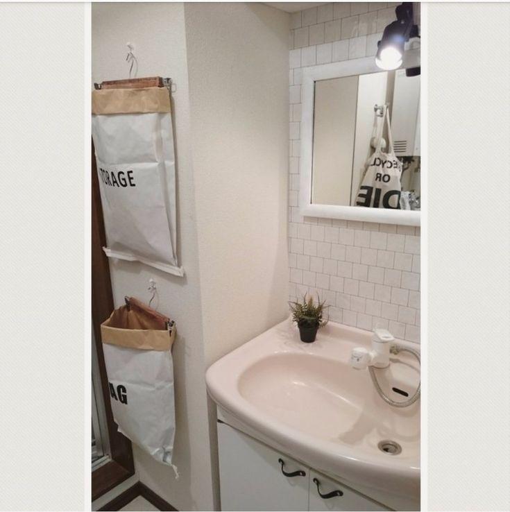 以前ご紹介させていただいたキッチンのイメチェンに引き続き、今回は洗面所を低予算でガラッとイメチェンさせてみました☆大掃除と並行して模様替えも進めたのでスッキリさっぱり!
