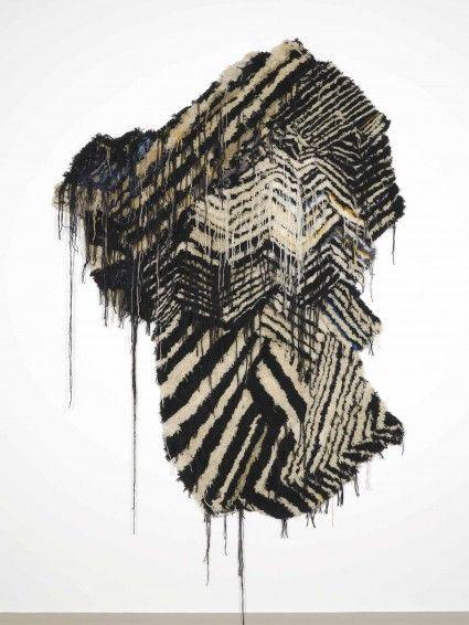 Caroline Achaintre N.O.C. Date: 2014 Image:Location: Tate Britain Medium: hand tufted wool Dimensions: 350 x 200 cm