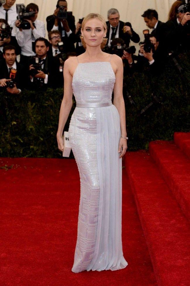 Diane Kruger in Jason Wu for Hugo Boss