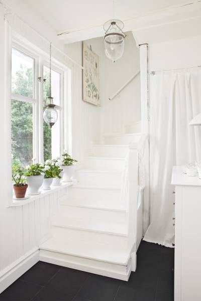 White stairs. Is this a cleaning nightmare with kids? or worth it?