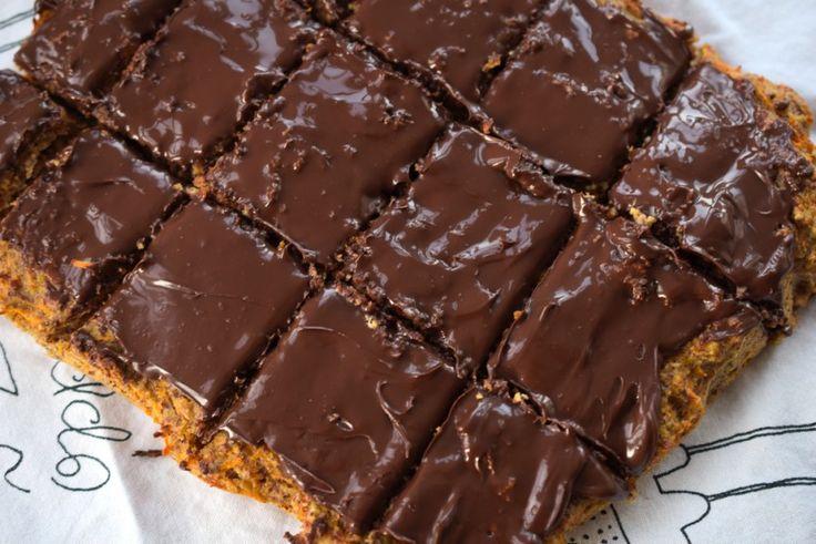 Low Carb Rueblikuchen Karottenkuchen Moehrenkuchen Foodblogger gesund