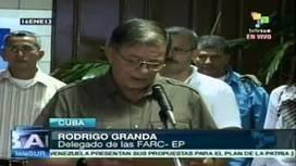 Tensión por ley agraria en conversaciones colombianas de paz