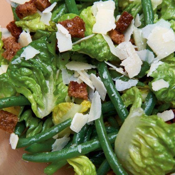 Caesar-Bohnen-Salat
