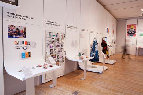 Benjamin Hubert Creates Exhibition Design For Designs Of The Year 2015 | Architecture