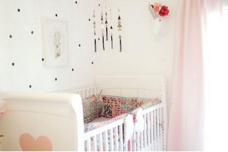 5 ideas para una habitación de bebé