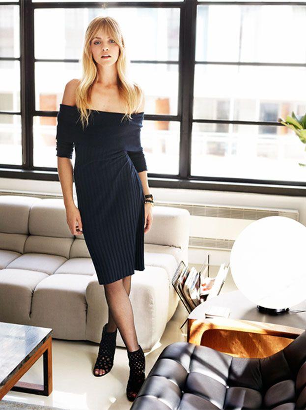 Autumn Collection Woman AW16 #little#black#dress