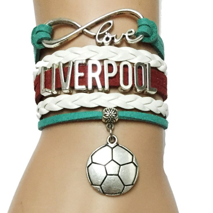 Do you love the Liverpool Football? Cutest Infinity Love Liverpool football bracelet on the earth! Click to get yours today. Limited time sales event.