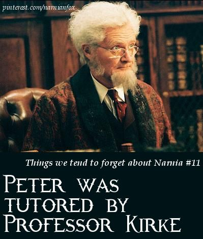 Small facts from Narnia