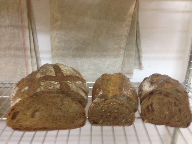Pan integral espelta con semillas