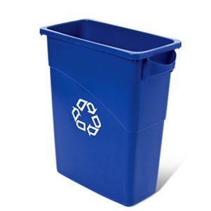 (주)유니켐 [슬림짐 손잡이부착 재활용 쓰레기통 (60ℓ) #354173 ...