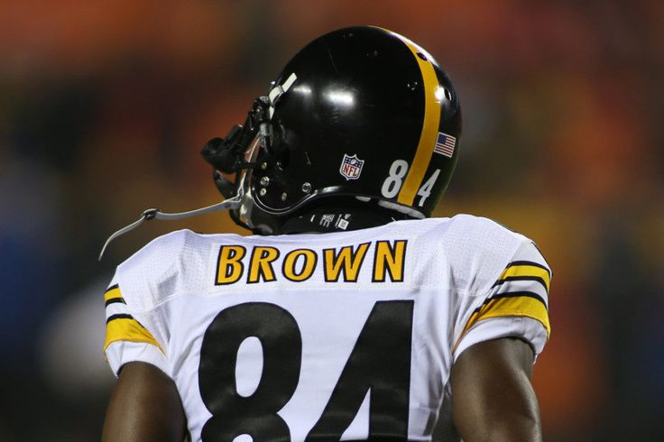 """Steelers have started negotiations with WR Antonio Brown = The Steelers are at least trying to get a deal in place with prolific wideout Antonio Brown. As Joe Rutter reported: """"Steelers GM Kevin Colbert told….."""