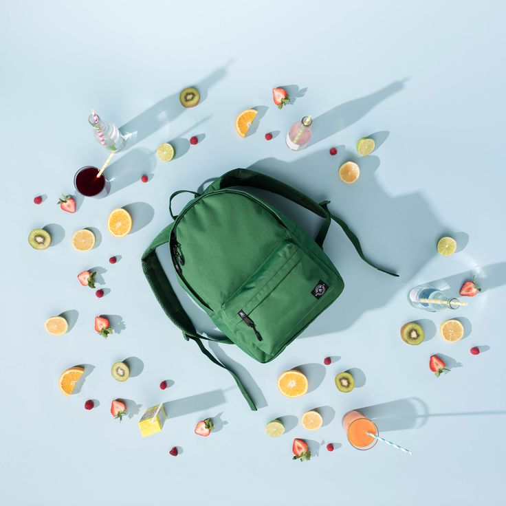 Eat, drink and be merry. Parkland Vintage Backpack in Race Green from the Fall 2016 Collection. The Vintage Backpack is the ideal daytime companion. Perfect for a hike, an impromptu trip around town, or as a carry-on, the Vintage is the bag you take everywhere.