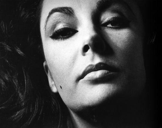 Elizabeth Taylor by Bert Stern