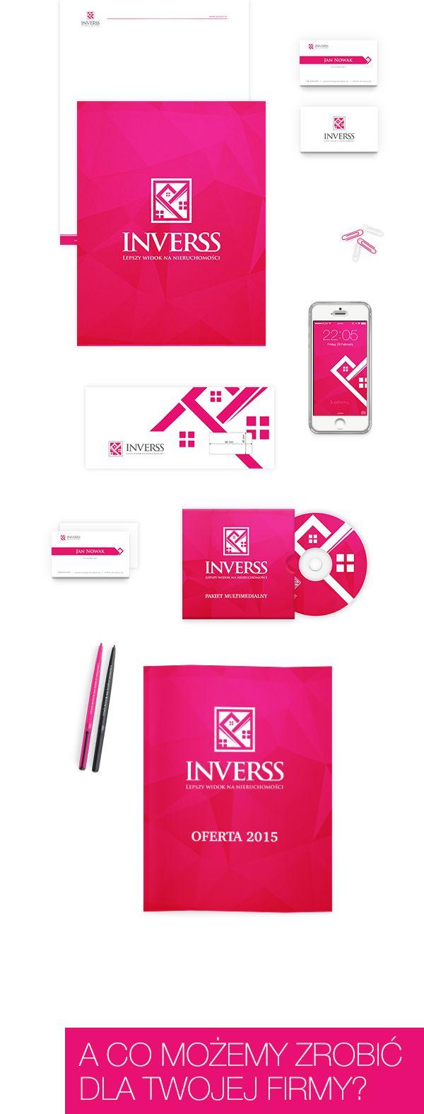 Inverss //   #branding #corporateidentity #visualidentification