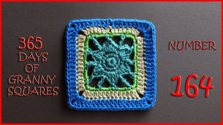 365 Days of Granny Squares Number 164