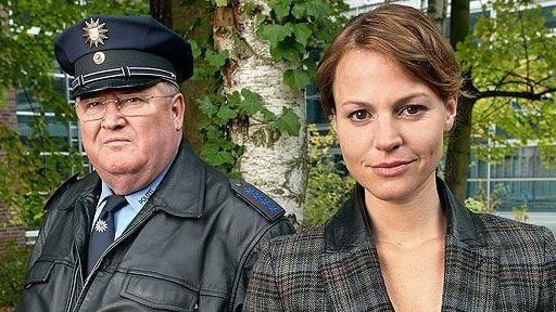 #Polizeiruf Team Brandenburg: Olga Lenski und Horst Krause