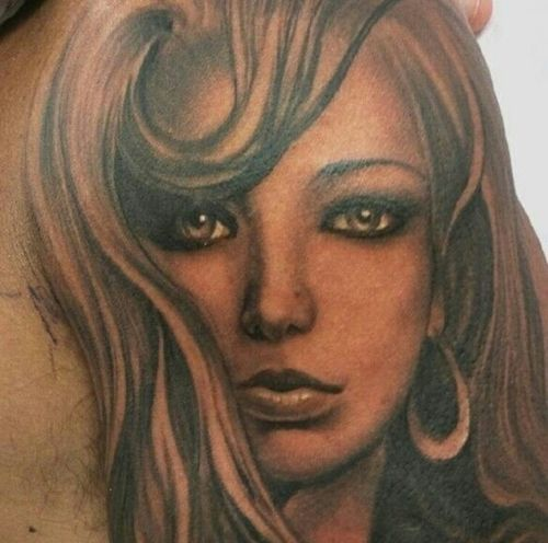 Tattoo Picture At Checkoutmyink Com: 13 Best Homies Girls Tattoos Images On Pinterest