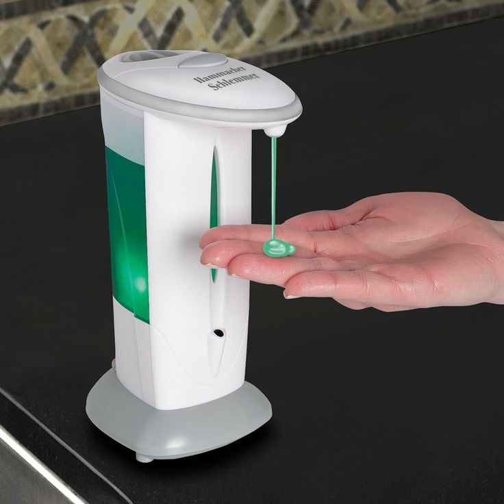 1000 Images About Hands Free Soap Dispenser On Pinterest
