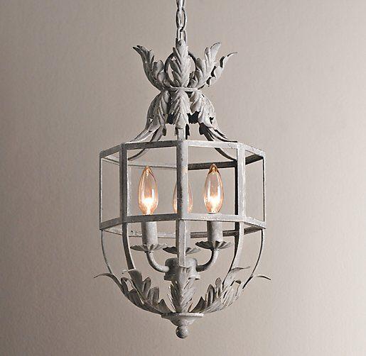 Acanthus Lantern Pendant