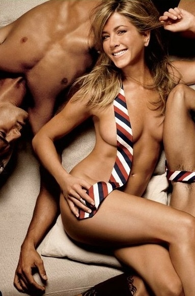 Sexy Jennifer Aniston. okay this is inspiration enough to start working out