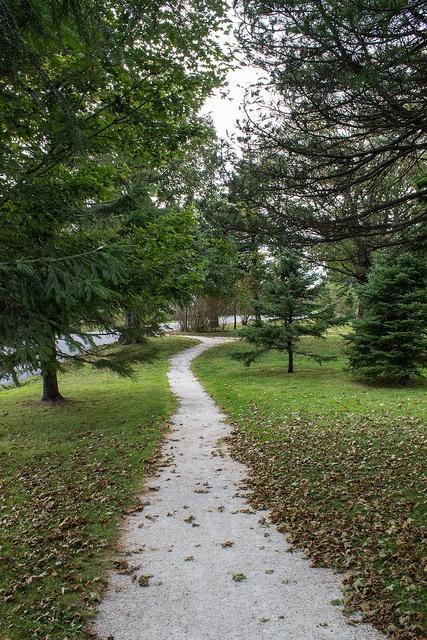 Bowring Park, St. John's, Newfoundland, via Flickr.