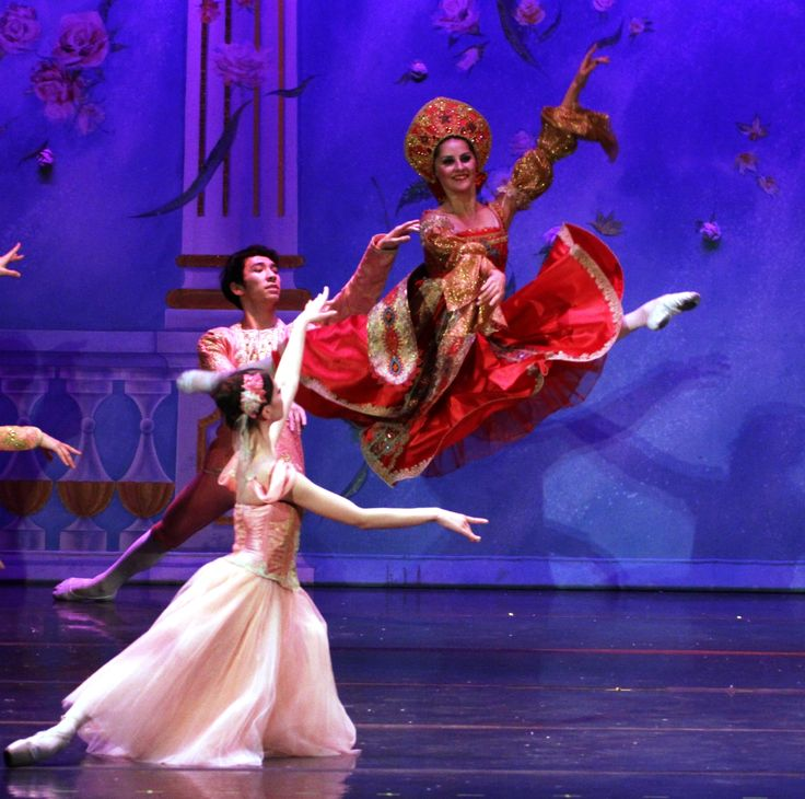 Moscow Ballet is coming to town with the acclaimed Great Russian Nutcracker! Find your city www.nutcracker.com and get tickets today!
