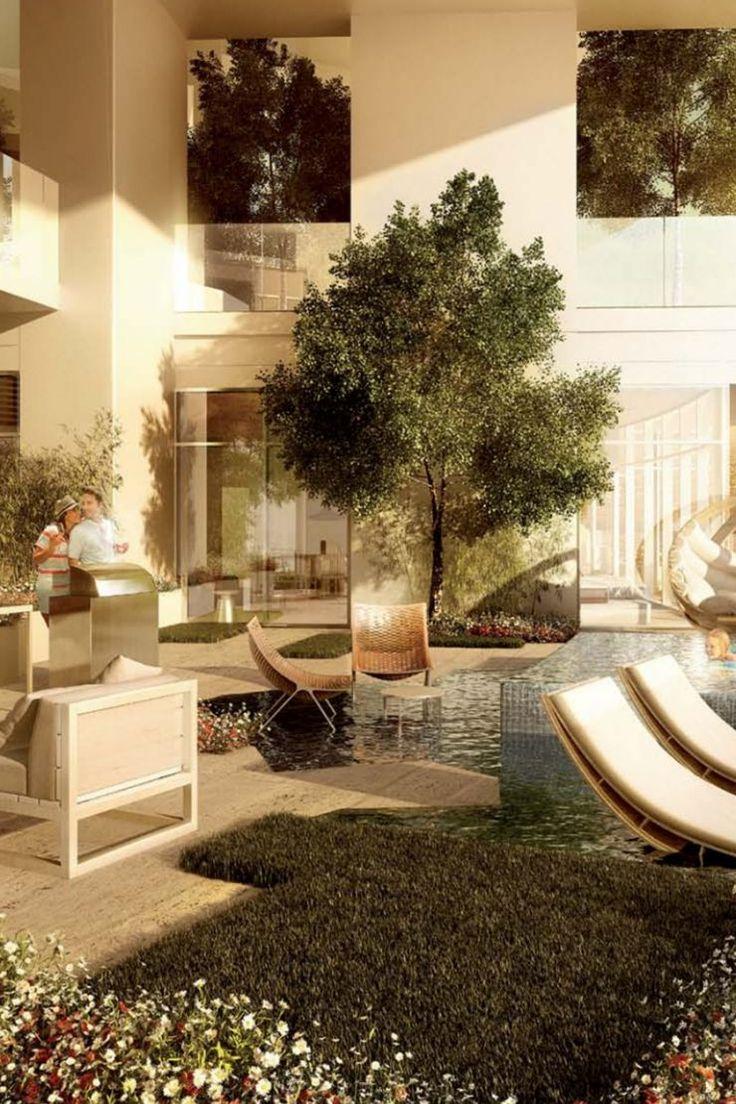 Suites in the SKAI, Dubai