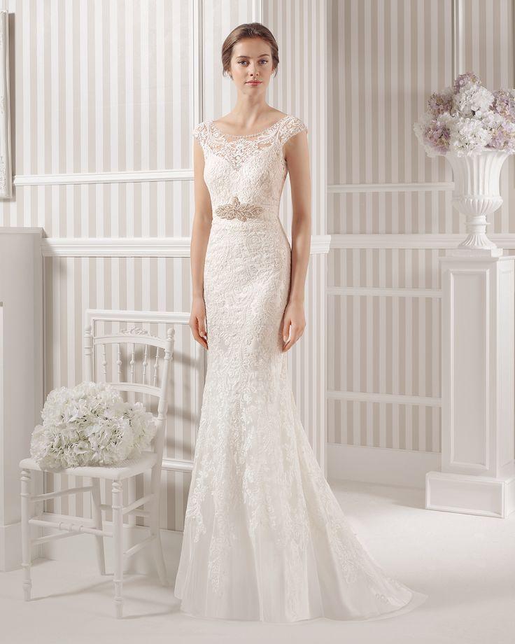 1 8S236 LEMAL - Wedding Dresses - Luna Novias - Weddingspot.co.uk