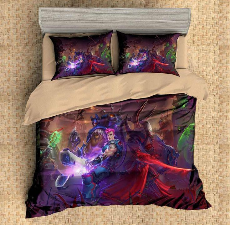 3D Customize Heroes Of The Storm Bedding Set Duvet Cover Set Bedroom Set Bedlinen 1)100% Microfiber,Soft and Comfortable. 2)Environmental Dyeing,Never Lose Color. 3)2017 Newest Design, Heroes Of The Storm,Fashion and Personality.