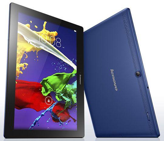 Lenovo IdeaTab A10-30 ZA0C0072BG #Kék #Tablet általános célra (internet, levelezés, chat, film, irodai munka)