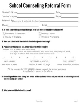 Guidance Counselor paper checker